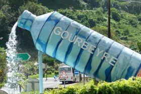 Gourbeyre rond-point