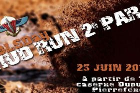 Mud Run le 23 juin 2018