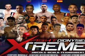 Xtreme Fight Dionysien