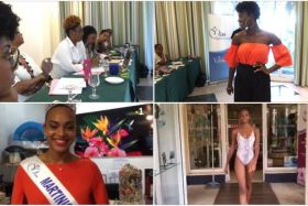 Casting tour miss Martinique 2018