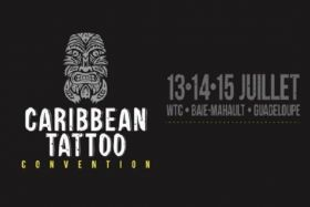 Affiche Caribbean Tattoo Cenvention