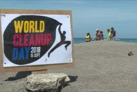 world clean up day martinique