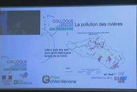 dEBUT DU COLLOQUE SUR LE CHLORDECONE