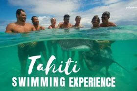 Tahiti swimming experience