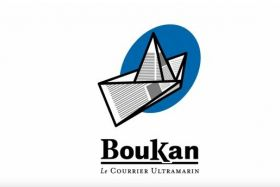 Logo Boukan : le Courrier Ultramarin