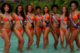 Les Miss d'Outremer