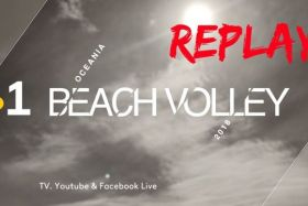 Replay - Beach Volley Ball Oceania