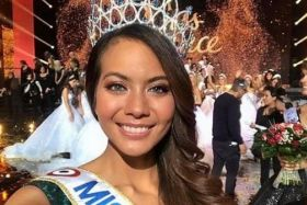 Miss France 2019 : Vaimalama Chaves