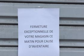 Magasins Inventaire