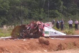 crash avion