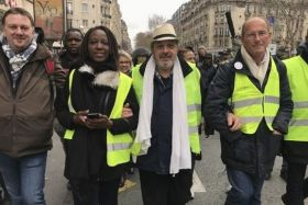 Gilets jaunes outremer