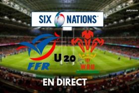 [RUGBY] Tournoi des VI Nations U20 : France / Pays de Galles en direct