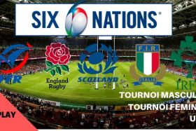 [REPLAY] Les matches des Tournoi des VI Nations