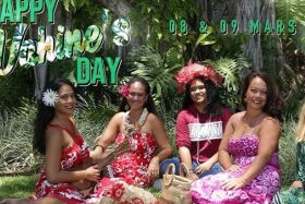 Happy Vahine's Day