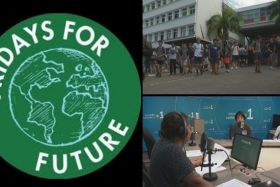 le mouvement Fridays For Future en NC
