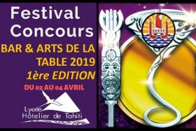 1er concours Festival du Bar & des Arts de la Table en direct web & radio !