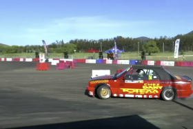 Red Bull King of Drift de Païta 2019