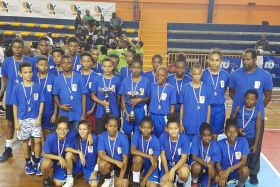 basket U13 Martinique