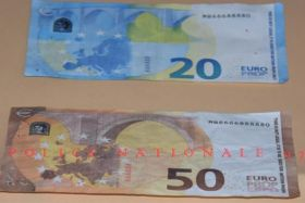 Faux billets en circulation