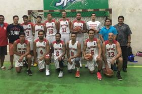 basket Team Tahiti Senior