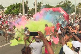 Foyal Color run