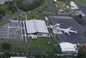 Aéroport Mayotte