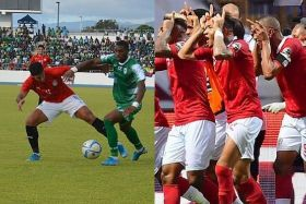 Comores et Madagascar qualification Can 2021