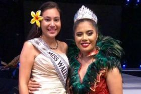 Miss Samoa devient Miss Pacific Islands 2020