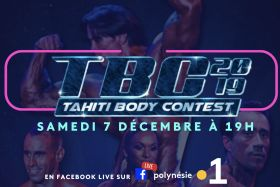 Tahiti Body Contest : en direct sur Polynésie la 1ère !