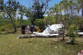 Accident crash avion Lifou