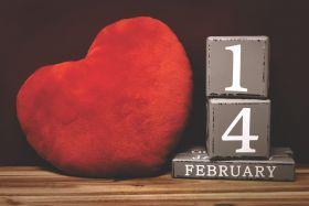 Photo illustration Saint-Valentin