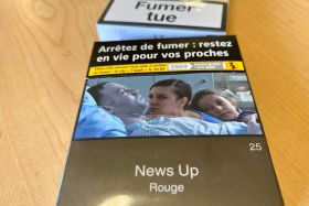 rupture de cigarettes
