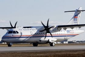 ATR42 - Air Saint-Pierre