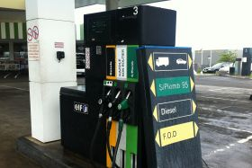 carburant station service