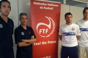 Federation tahitienne de football