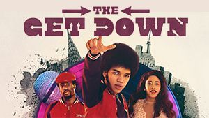 The Get Down_logo