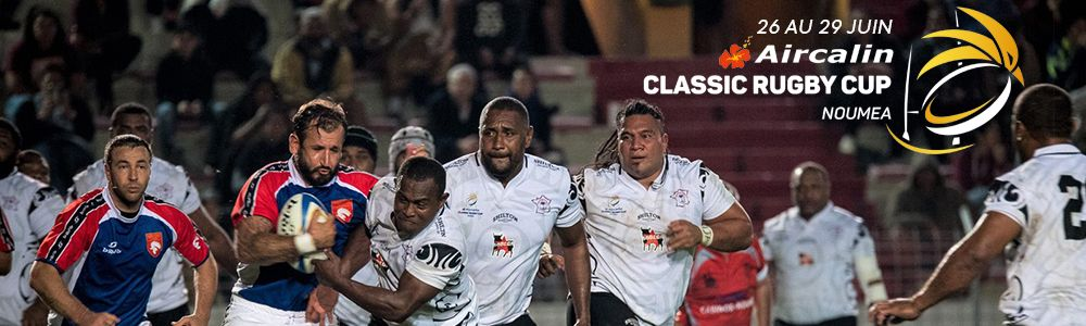 Aircalin Classic Rugby Cup Nouméa