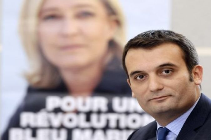 Florian Philippot Front National
