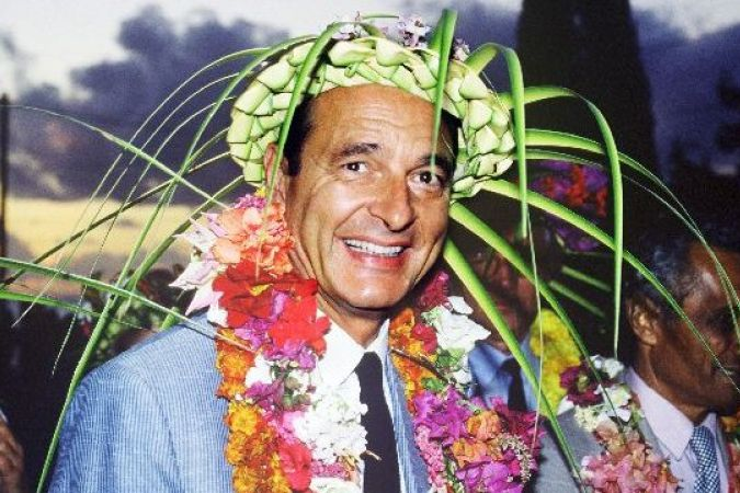 Chirac coiffure traditionnel NC