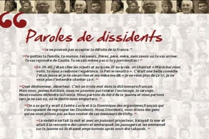 Paroles de dissidents