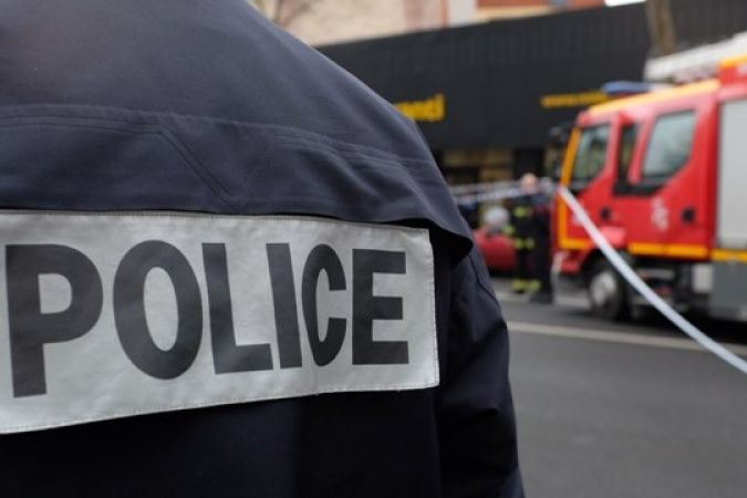 Police Montrouge
