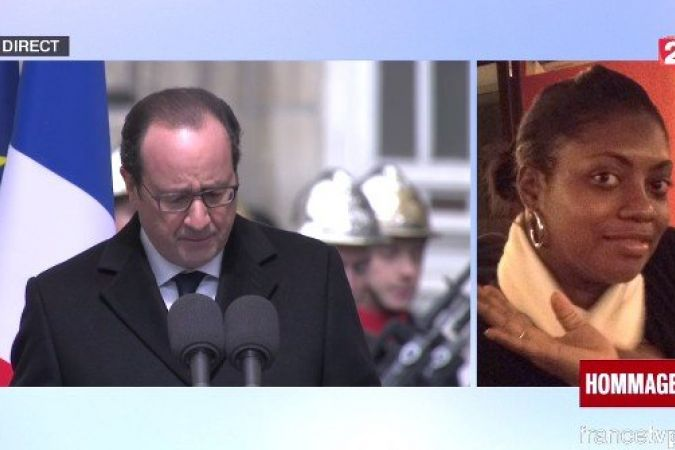 Hollande et Clarissa