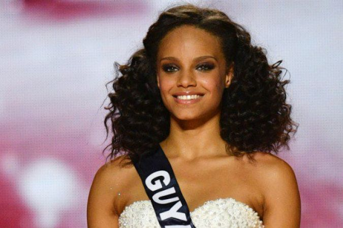 Miss France touchée par les félicitations de Christiane Taubira