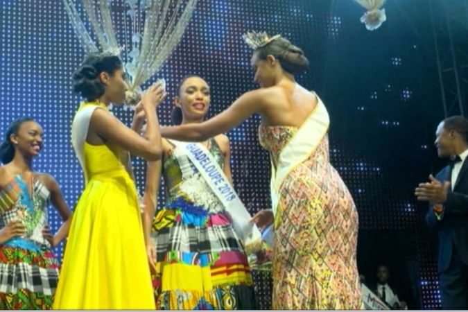 Election Miss Guadeloupe