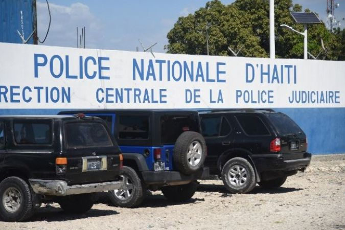 police national Haïti