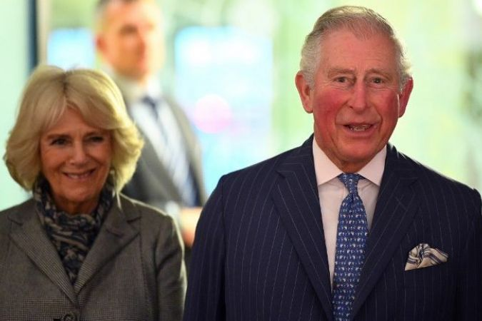 Prince Charles et Camilla
