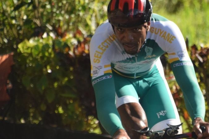 Patrice Ringuet au tour de Martinique 2019