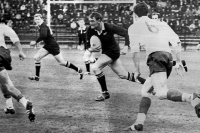 Rugby: la légende des All Blacks Brian Lochore est morte à 78 ans