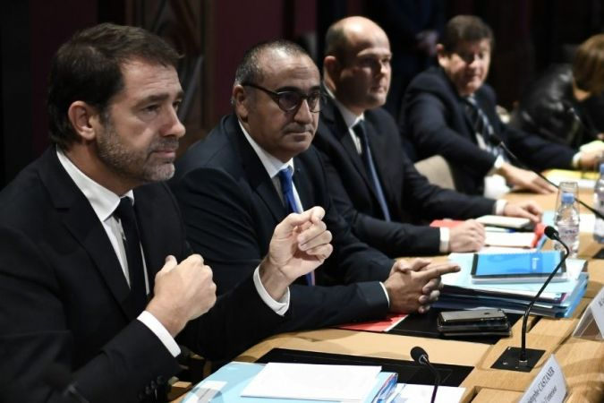 Christophe Castaner auditionné au Sénat