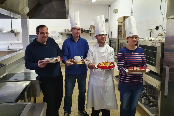 concours hand'patisserie